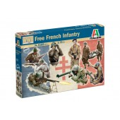 Free French Infantry - WWII