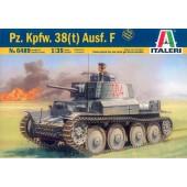 Pz.Kpfw 38t Ausf. F