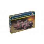S.A.S. Recon Vehicle Pink Panther