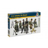 U.S. Infantry on Board (D-Day)