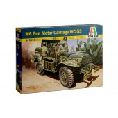 37mm Gun Motor Carriage M6 WC-55