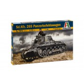 SD.KFZ.265 Panzerbefhelswagen