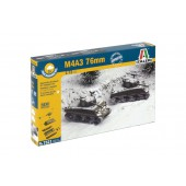 M4A3 76mm (2 Fast Assembly Models)