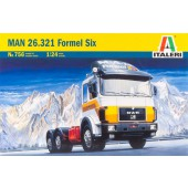 MAN 26.321 Formel Six