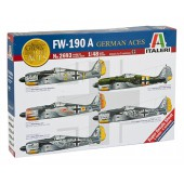 FW 190 A German Aces
