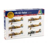 CR.42 Falco Aces
