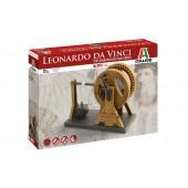 Leverage Crane Leonardo Da Vinci