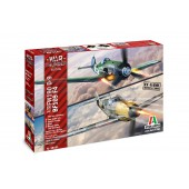 BF109 F-4 + FW109 D9 + Video Game