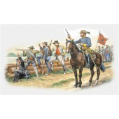 Confederate Troops - American Civil War