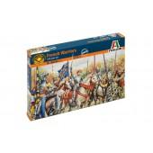French Warriors - 100 Years War