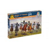 British 11th Hussars - Crimea War