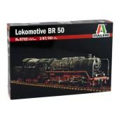 Locomotief BR50 - 1:87