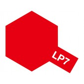 LP-7 Rood, glanzend 10ml