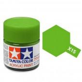 X-15 Licht Groen, glanzend 23ml
