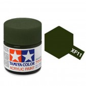 XF-11 Japan Navy Groen, mat 23ml