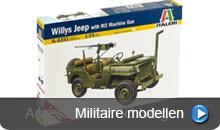 Militaire modellen