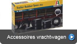 Accessoires vrachtwagens
